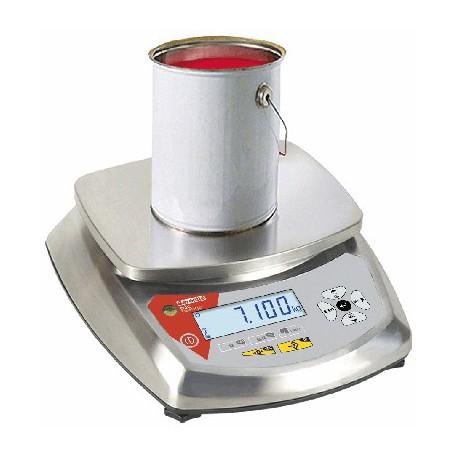 Balance compacte Inox