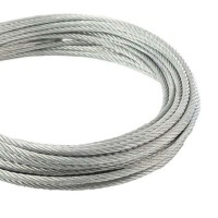 Câble Galva mètre supplémentaire