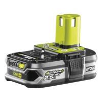 1 batterie lithium+ 18V - 2,5 Ah
