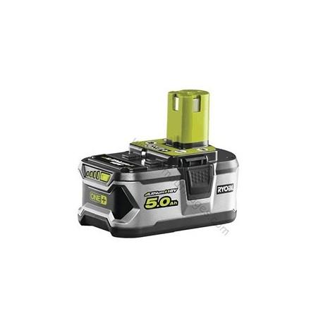 1 batterie lithium+ 18V - 5,0 Ah