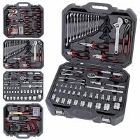 Coffret d'outils universel - 241 pièces