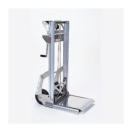 Elévateur alu genie load lifter h. levée maxi 170 mm