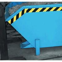 Pied d'appui 100 mm pour bennes