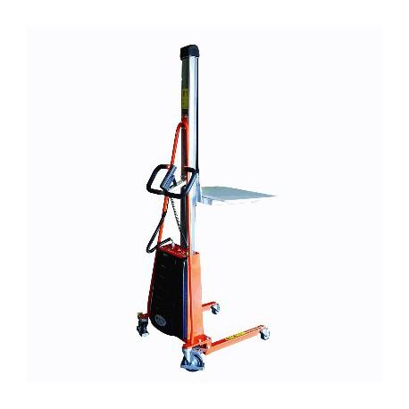 Gerbeur positionneur électrique 100 kg