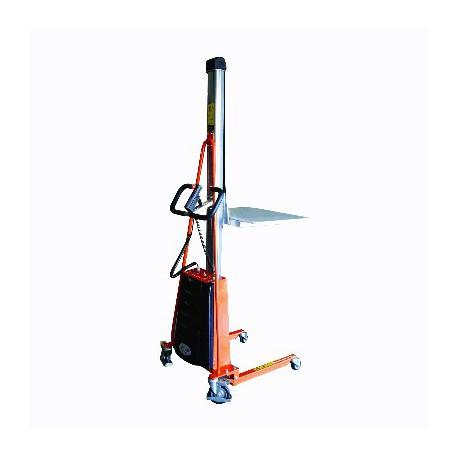 Gerbeur positionneur électrique 150 kg