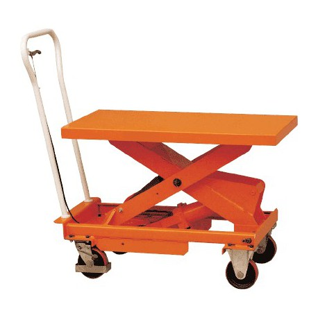 Table élévatrice manuelle 1000 kg