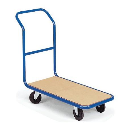 Chariot à dossier fixe 250 kg
