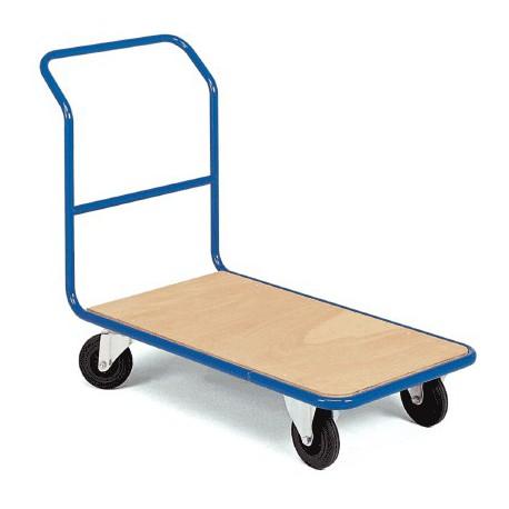 Chariot à dossier fixe 350 kg